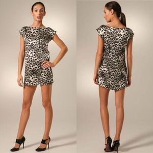 Twelfth St. by Cynthia Vincent Silk Mini Dress